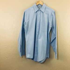 Brooks Brothers Slim Fit Dress Shirt